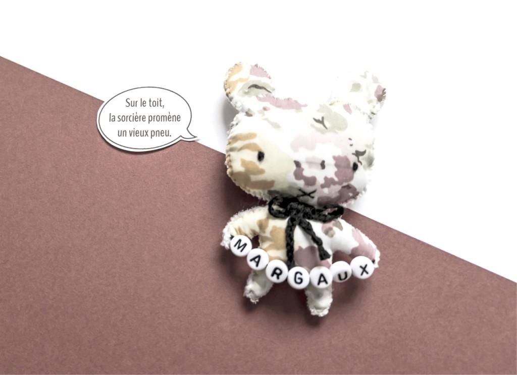Cuddly toys Nuigurumi Margaux
