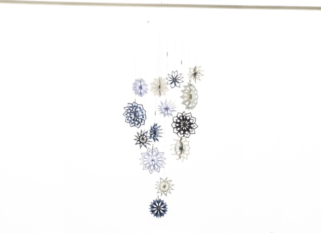 Make Your Own paper Holiday Snowflakes!   (NØ)NARRATIVE-LINES