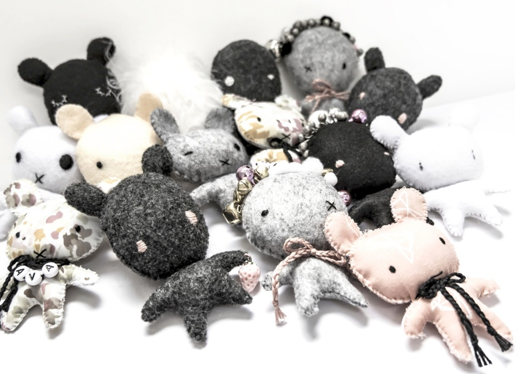 Create Your Own Cuddly Toys Nuigurumi   (NØ)NARRATIVE-LINES
