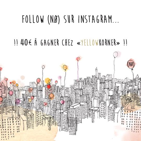 Follow (NO) on Instagram