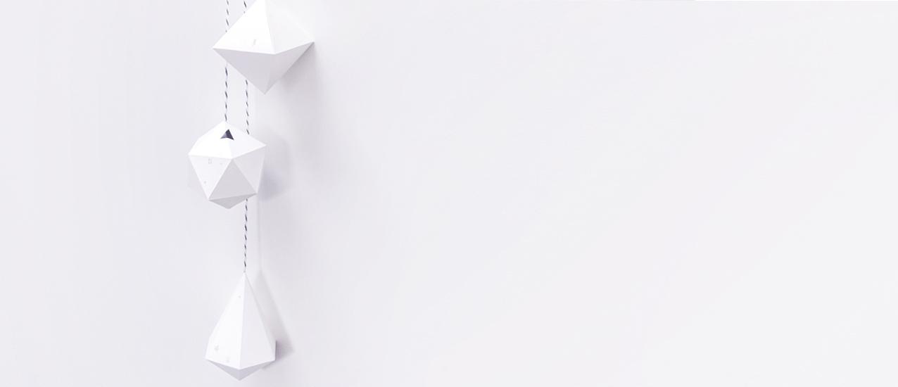 Header Calendrier de l'Avent en papier