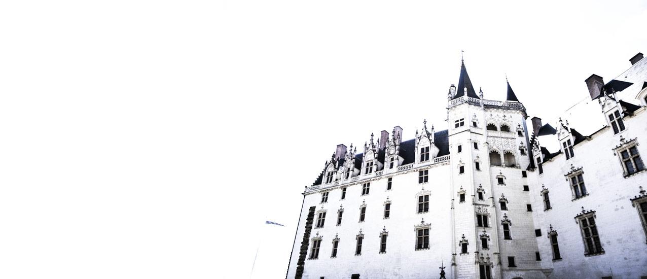 Nantes Château des Ducs de Bretagne Header