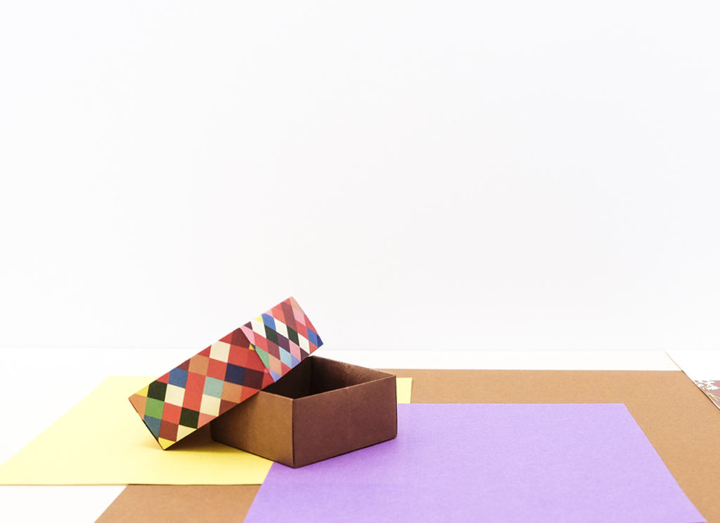 Origami Box Done !