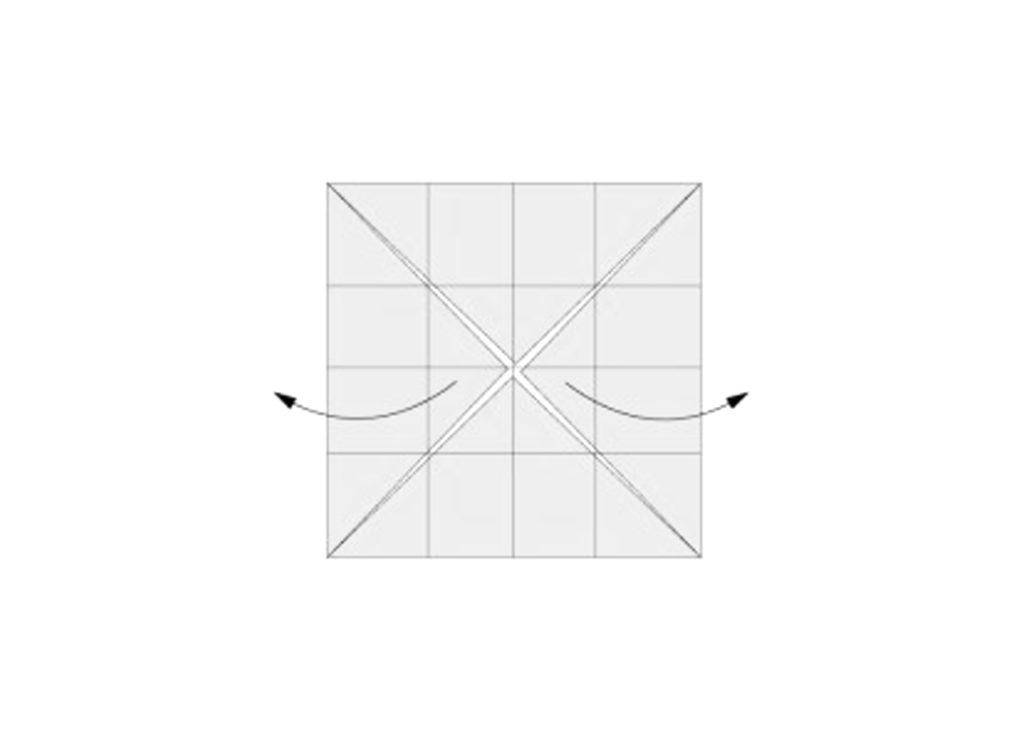 Origami Box Step 4