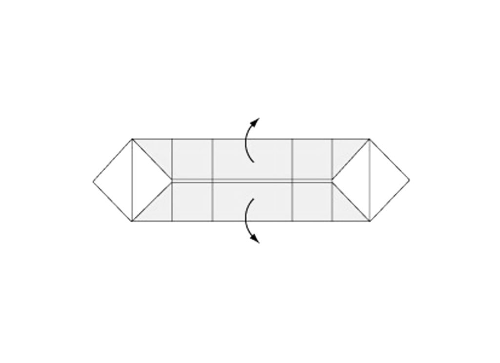 Origami Box Step 6