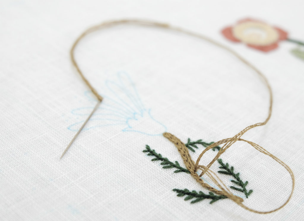Embroidery Tips Step by Step